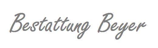Bestattungsunternehmen Beyer in Peuerbach